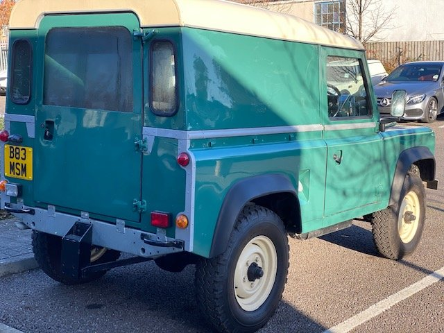 1985 Land Rover Defender 90 For Sale (picture 9 of 12)