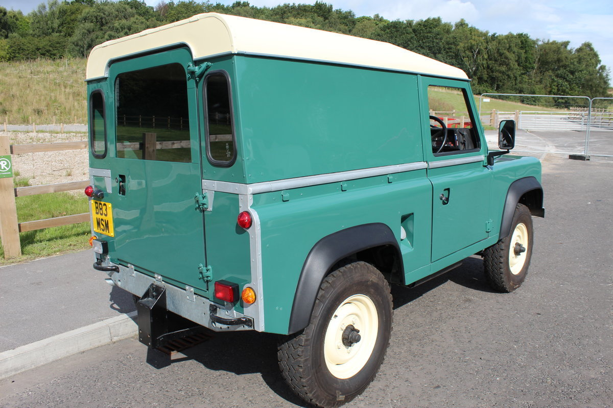 1985 Land Rover Defender 90 For Sale (picture 10 of 12)