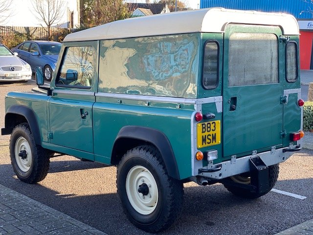 1985 Land Rover Defender 90 For Sale (picture 11 of 12)