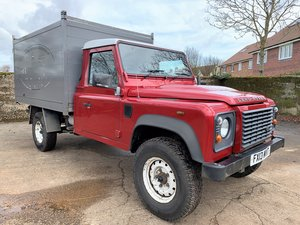 Picture of 2013 Defender 130 2.2TDCi tipper+1 owner from new For Sale