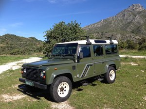 Picture of 1993 DEFENDER 110 COUNTY STATION WAGON 200 TDI SOLD