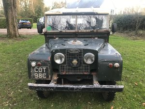 Picture of 1954 Land Rover Series 1 One 86 SOLD