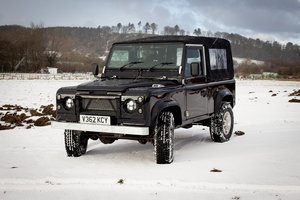 Picture of 1999 Land Rover Def 90, Td5, Soft top, Galvanised chassis For Sale