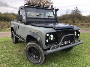 Picture of 1998 Land Rover Def 90, 200Tdi, Galvanised chassis & bulkhead For Sale