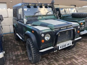 Picture of 1993 Land Rover Def 90, 200Tdi, Galvanised chassis & bulkhead For Sale