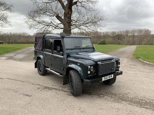 Picture of 2012 LAND ROVER DEFENDER 110 TD XS CREW CAB Est: £30 - £35,000 For Sale by Auction