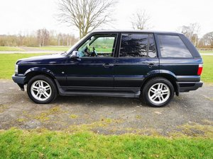 Picture of 2000 Range Rover Vogue 4.6 Auto For Sale by Auction