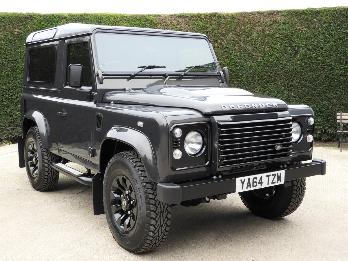 2015 LAND ROVER DEFENDER 90 2.2TDCI XS STATION WAGON !!! For Sale (picture 1 of 12)