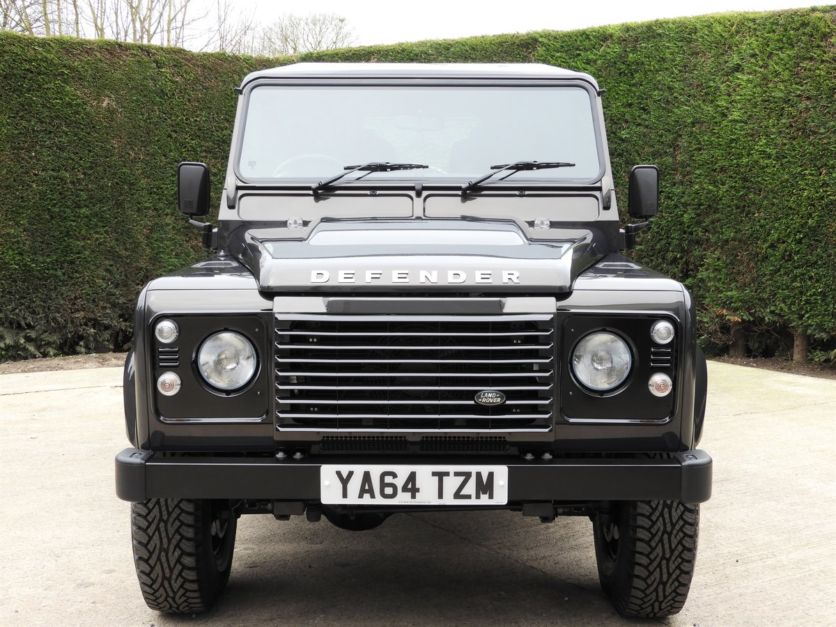 2015 LAND ROVER DEFENDER 90 2.2TDCI XS STATION WAGON !!! For Sale (picture 3 of 12)