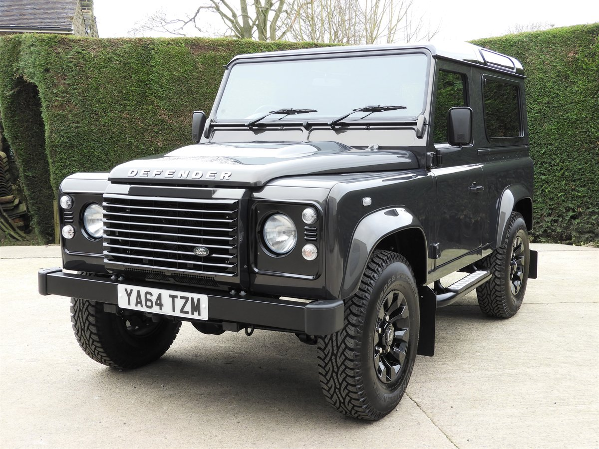 2015 LAND ROVER DEFENDER 90 2.2TDCI XS STATION WAGON !!! For Sale (picture 2 of 12)