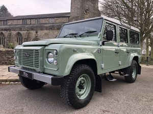 Picture of 2016 LAND ROVER DEFENDER HERITAGE 110 station wagon. OUTSTANDING! For Sale