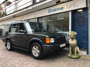 Picture of 1998 Land Rover Discovery 2 - Pre Prodcution Press launchcar For Sale
