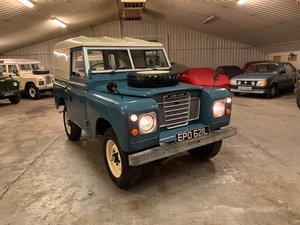 Picture of 1971 Land Rover® Series 3 SOLD SOLD