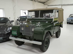 Picture of 1949 Land Rover Series 1 80' For Sale