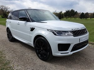 Picture of 2018/18 Range Rover Spt HSE Dynamic Blk Exterior Pack SDV6 For Sale