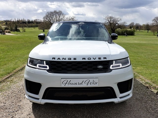 2018/18 Range Rover Spt HSE Dynamic Blk Exterior Pack SDV6 For Sale (picture 2 of 12)