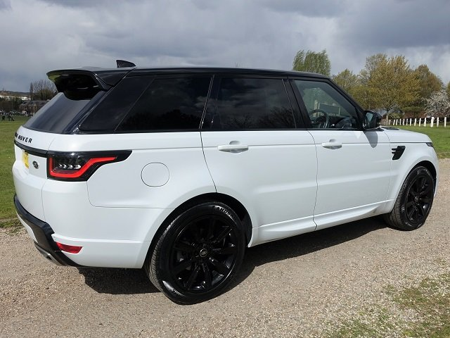 2018/18 Range Rover Spt HSE Dynamic Blk Exterior Pack SDV6 For Sale (picture 7 of 12)