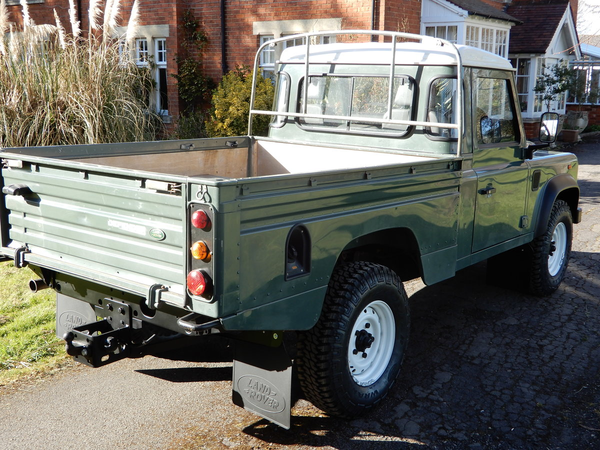 2007 Land Rover Defender 110 Hi-Capacity For Sale (picture 2 of 8)