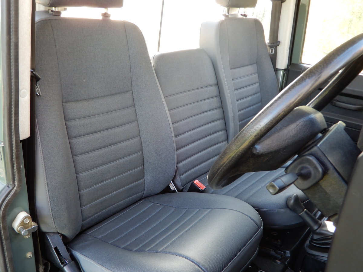 2007 Land Rover Defender 110 Hi-Capacity For Sale (picture 7 of 8)