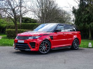 Picture of 2017 Land Rover RANGE ROVER SPORT SOLD