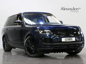 Picture of 2018 18 18 RANGE ROVER AUTOBIOGRAPHY 4.4 SD V8 AUTO For Sale