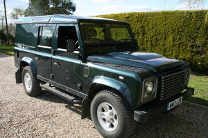 Picture of 2013 Land Rover 110 Defender XS 2.2I D Utility . 7 Seats .FLRSH For Sale