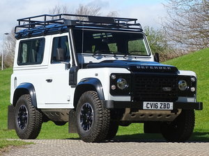 Picture of 2016 Land Rover Defender 90 Adventure TD 27th April For Sale by Auction