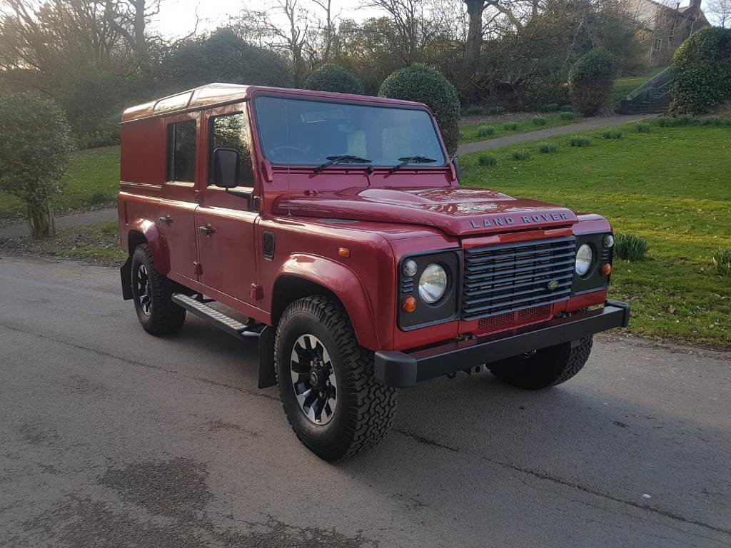 2012 LAND ROVER DEFENDER TDCI COUNTY UTILITY For Sale (picture 1 of 12)