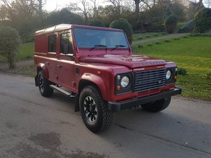 Picture of 2012 LAND ROVER DEFENDER TDCI COUNTY UTILITY For Sale