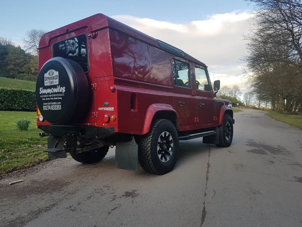 2012 LAND ROVER DEFENDER TDCI COUNTY UTILITY For Sale (picture 7 of 12)