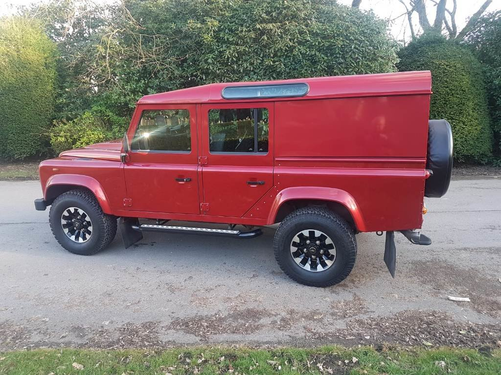 2012 LAND ROVER DEFENDER TDCI COUNTY UTILITY For Sale (picture 10 of 12)