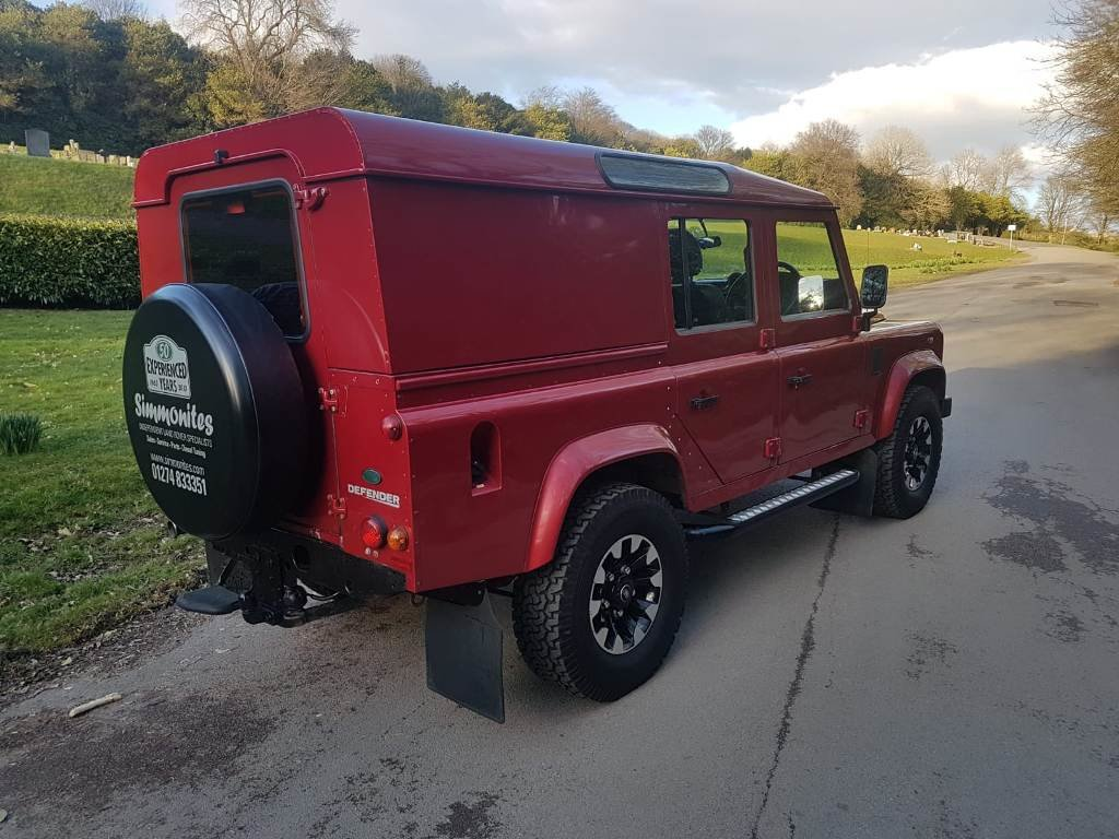 2012 LAND ROVER DEFENDER TDCI COUNTY UTILITY For Sale (picture 11 of 12)