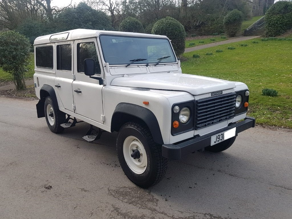 1992 DEFENDER 110 200TDI COUNTY STATION For Sale (picture 1 of 12)
