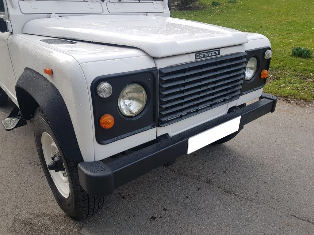 1992 DEFENDER 110 200TDI COUNTY STATION For Sale (picture 2 of 12)