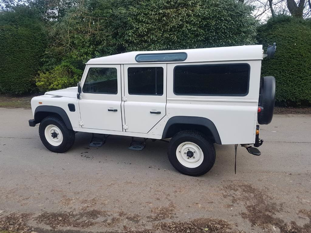 1992 DEFENDER 110 200TDI COUNTY STATION For Sale (picture 3 of 12)