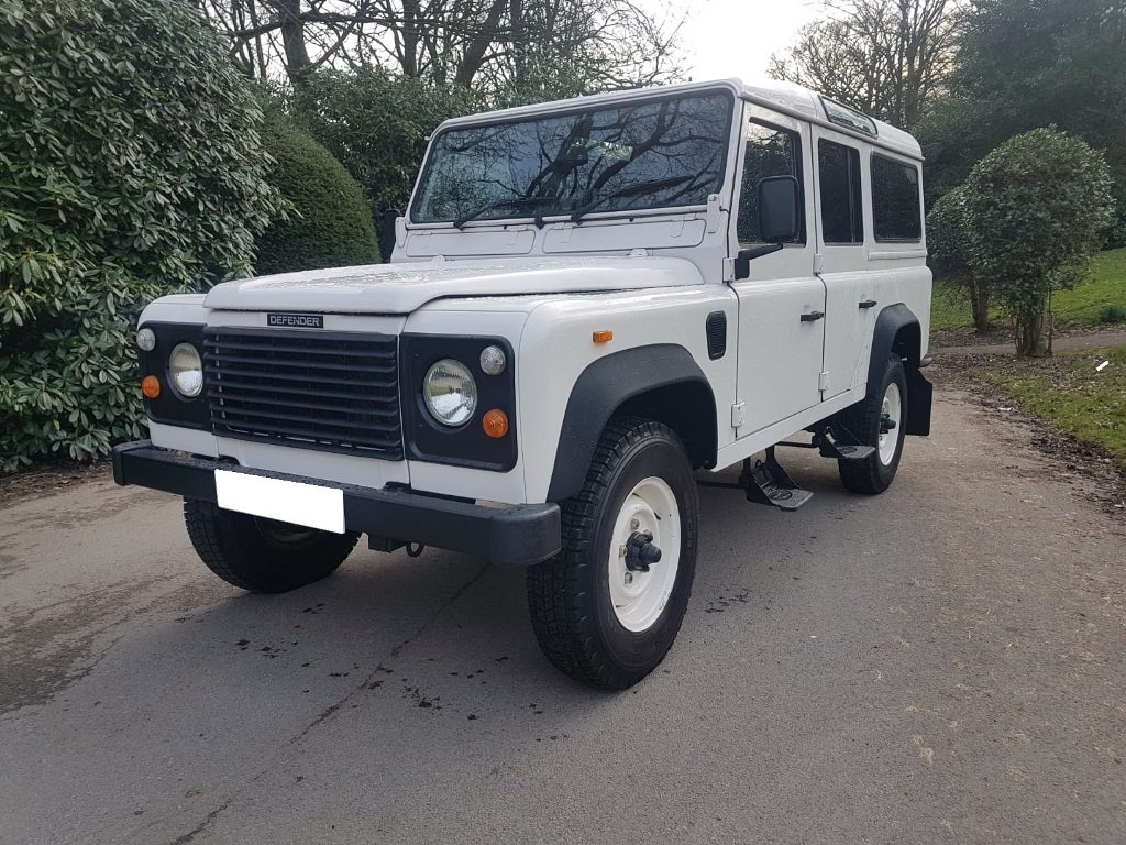 1992 DEFENDER 110 200TDI COUNTY STATION For Sale (picture 7 of 12)