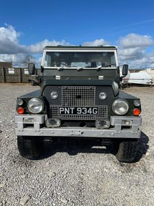 Picture of 1969 Land Rover® Series 2a Lightweight *Modified for regular use* For Sale