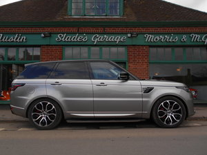 Picture of 2018 Land Rover Range Rover Sport 2.0L HSE DYNAMIC Hybrid For Sale
