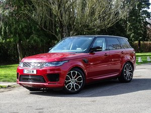 Picture of 2018 Land Rover RANGE ROVER SPORT SOLD