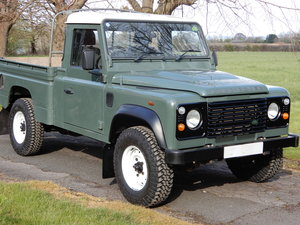 Picture of 2007 Land Rover Defender 110 Hi-Capacity For Sale