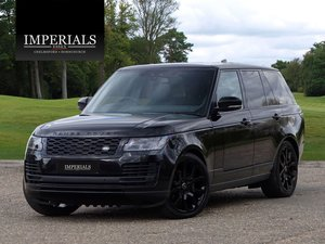 Picture of 2020 Land Rover RANGE ROVER SOLD