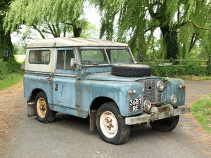 Picture of 1959 Land Rover Series IIA Safari Roof For Sale by Auction