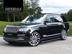 Picture of 2015 Land Rover RANGE ROVER For Sale