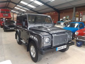 Picture of 2015 Land Rover Defender 90 XS Hardtop For Sale by Auction