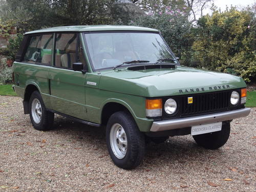 Range Rover Classic 2 Door Restoration For Sale Car And