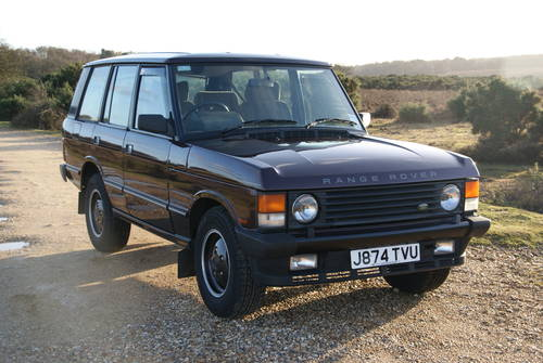 1992 Range Rover Classic For Hire (picture 1 of 6)
