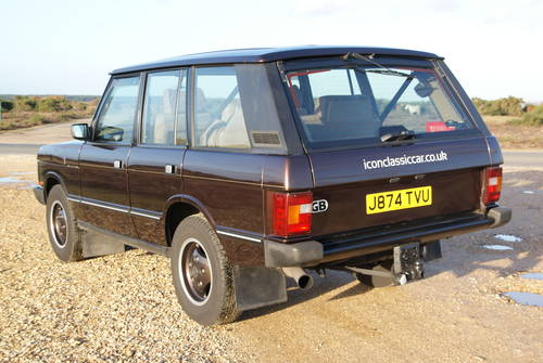 1992 Range Rover Classic For Hire (picture 2 of 6)