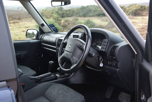 2002 Land Rover Discovery For Hire (picture 4 of 6)