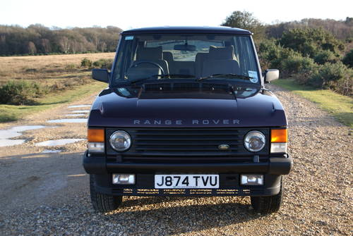 1992 Range Rover Classic For Hire (picture 3 of 6)