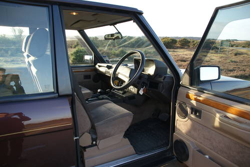 1992 Range Rover Classic For Hire (picture 4 of 6)